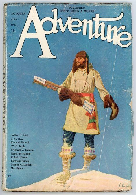Adventure Magazine (October 20 1921)