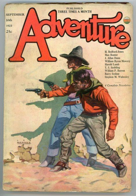 Adventure Magazine (September 10 1923)