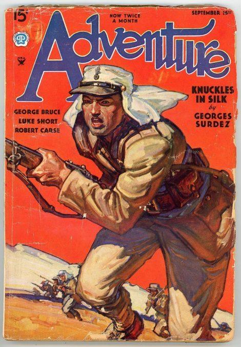 Adventure Magazine (September 15 1935)