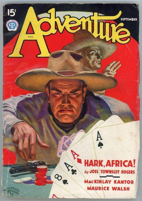 Adventure Magazine (September 1937)