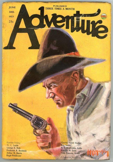 Adventure Magazine (June 30 1923)