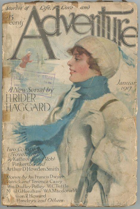 Adventure Magazine (January 1917)