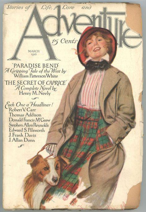Adventure Magazine (March 1916)