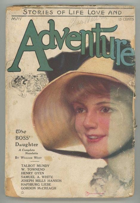 Adventure Magazine (May 1915)